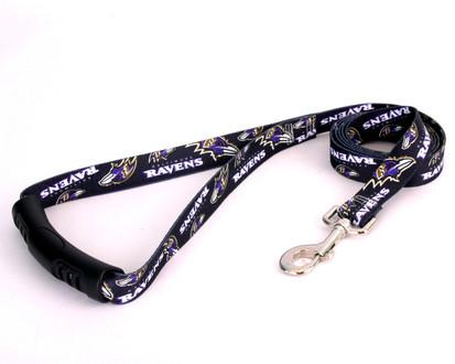 Baltimore Ravens EZ-Grip Dog Leash