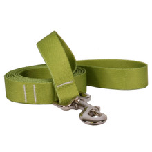 Solid Olive Dog Leash