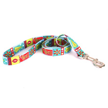 Retro Christmas Dog Leash