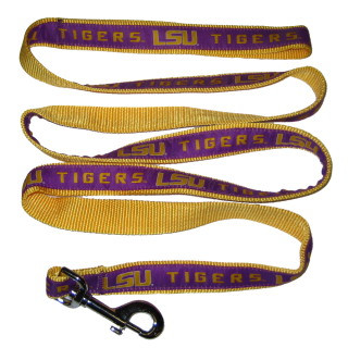LSU Dog Leash