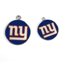 New York Giants NFL Dog Tags With Custom Engraving