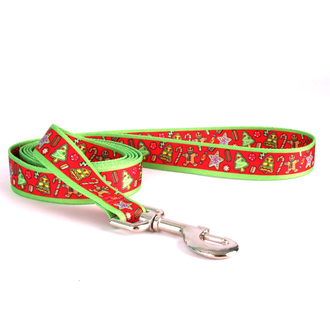 Holiday Treats Dog Leash