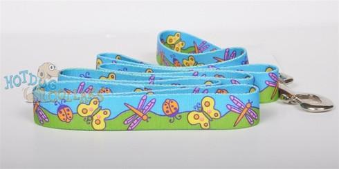 Butterflies Dog Leash