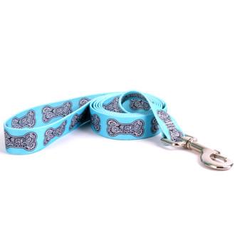 Bella Bone Blue Dog Leash