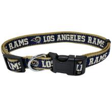 Los Angeles Rams Dog Collar