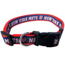 New York Mets Dog COLLAR