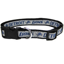 Detroit Lions Dog Collar