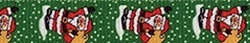 Santa Claus Waist Walker
