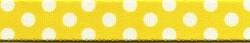 Lemon Polka Dot Waist Walker