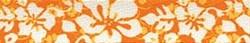 Island Floral Orange Waist Walker
