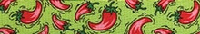Hot Peppers Waist Walker