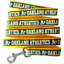Oakland Athletics Dog LEASH