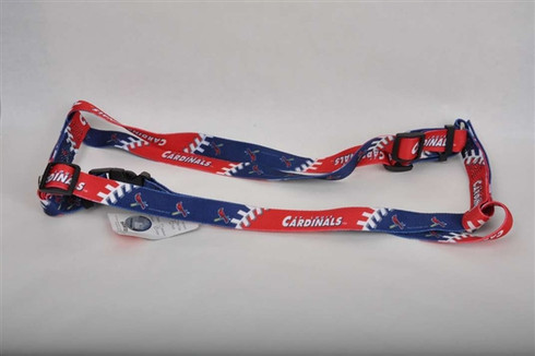 St. Louis Cardinals Dog Harness