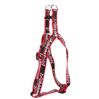 Who Adopted Who Step-In Dog Harness