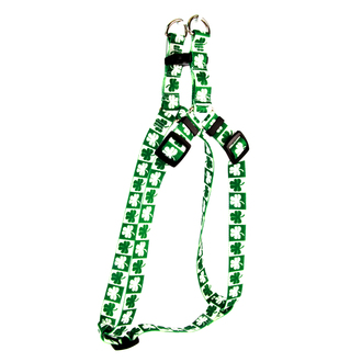 Shamrock Step-In Dog Harness