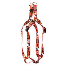 Pumpkin Patch Step-In Dog Harness