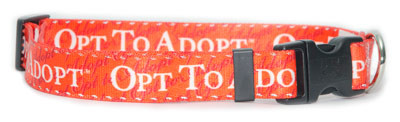 Opt to Adopt Step-In Dog Harness