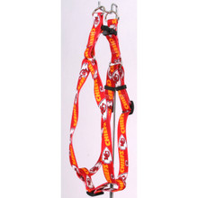 Kansas City Chiefs Step-In Dog Harness