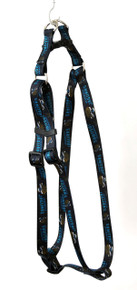 Jacksonville Jaguars Step-In Dog Harness