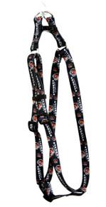 Cincinnati Bengals Step-In Dog Harness