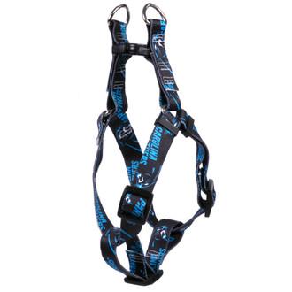 Carolina Panthers Step-In Dog Harness