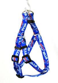 Buffalo Bills Step-In Dog Harness