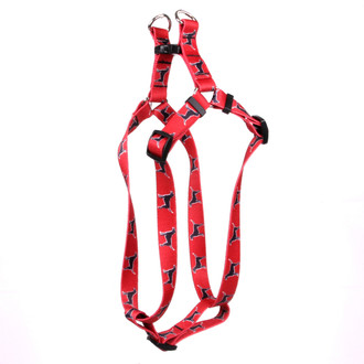 Black Lab Step-In Dog Harness