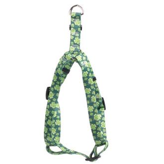 4 Leaf Clover Step-In Dog Harness