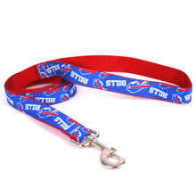 Buffalo Bills Premium Grosgrain Dog Leash