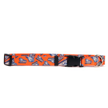 Charlotte Bobcats Dog Collar