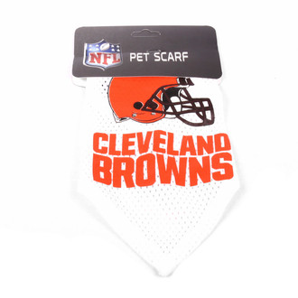 Cleveland Browns NFL Pet Bandana