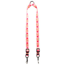 Pink Elephants Coupler Dog Leash