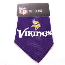 Minnesota Vikings NFL Pet Bandana