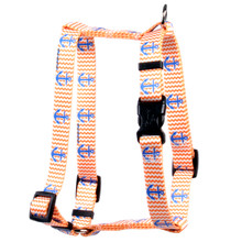 "Anchors Away Roman Style ""H"" Dog Harness"