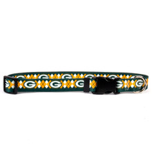 Green Bay Packers Argyle Dog Collar