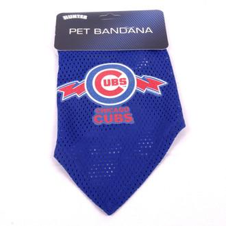 Chicago Cubs Pet Bandana