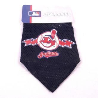 Cleveland Indians Pet Bandana