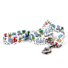 Christmas Dogs Dog Leash