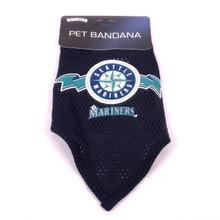 Seattle Mariners Pet Bandana
