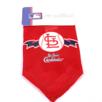 St. Louis Cardinals Pet Bandana