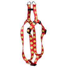 Jingle Bells Step-In Dog Harness