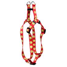 Jingle Bells Step-In Dog Harness