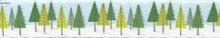 Winter Trees Waist Walker