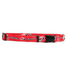 Carolina Hurricanes Dog Collar