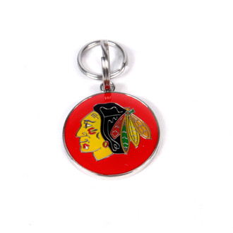 Chicago Blackhawks NHL Dog Tags With Custom Engraving