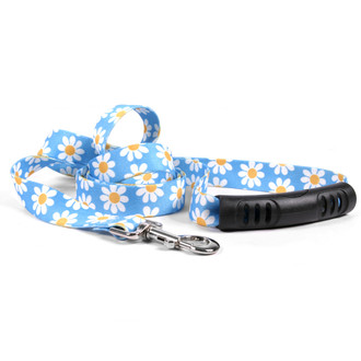 Blue Daisy EZ-Grip Dog Leash