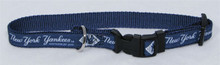 New York Yankees Premium Pet Collar