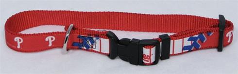 Philadelphia Phillies Premium Pet Collar
