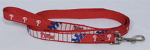 Philadelphia Phillies Premium Pet Leash
