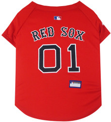 Boston Red Sox MLB Pet JERSEY